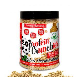comprar-protein-crunchies-sabor-chocolate-blanco-protella--tienda-online-nutricion-sala-fitness-vip-aguilas-www.salafitnessvip.com